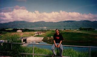 Timah Tassoh Dam - august 1998