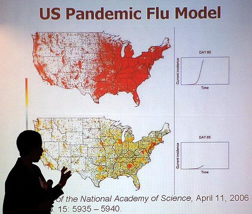 ... swine flu with 'pandemic potential' -