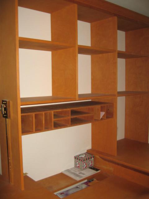 Built In Shelves In Bedroom Flickr Photo Sharing