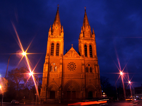 Adelaide - St Peters Cathedral 03
