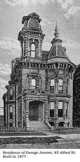 Jerome house, Detroit