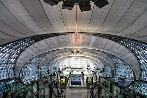 Photo:Suvarnabhumi  Airport Bangkok By:Str1ke