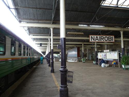 "Nairobi from the book ""Out of Africa (1937)"" by Karen Blixen"