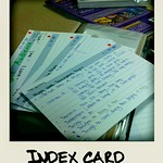 Index Card