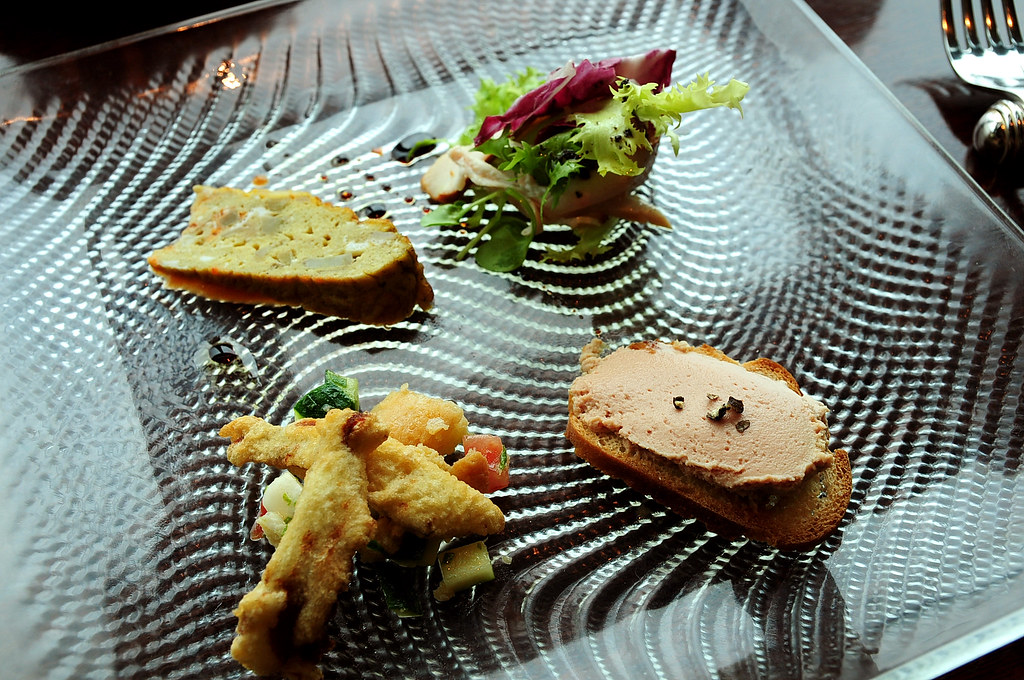 BELVEDERE-B餐的前菜
