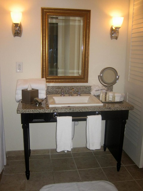 WHEELCHAIR ACCESSIBLE SINKS