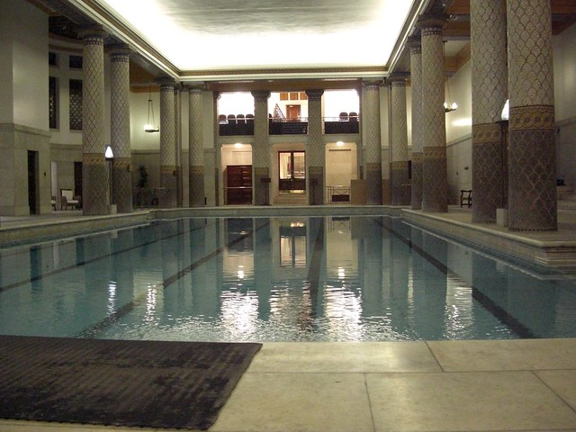 The Pool At The Royal Automobile Club London Flickr Photo Sharing