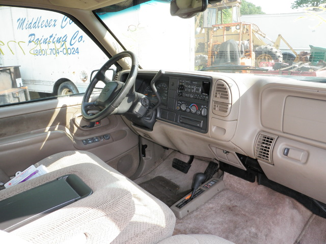 Chevy Tahoe Interior Parts 1999 Chevrolet Tahoe Interior Parts Misc 21667443 Havis Products K9