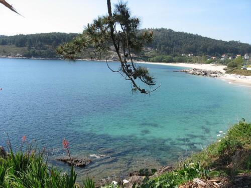 Praia de Liméns (Cangas de Morrazo)