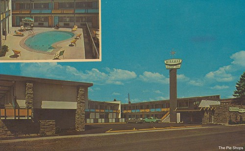 Miramar Motor Inn - Longview, Washington