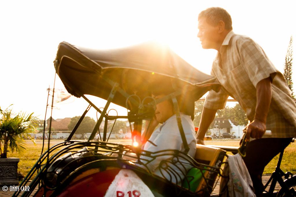 Becak Driver