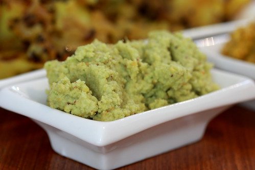 Green Coconut Chutney
