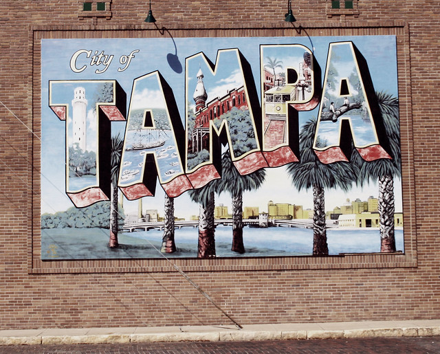 City of tampa mural flickr photo sharing for City of tampa mural