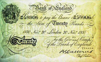 Operation Bernhard Counterfeit