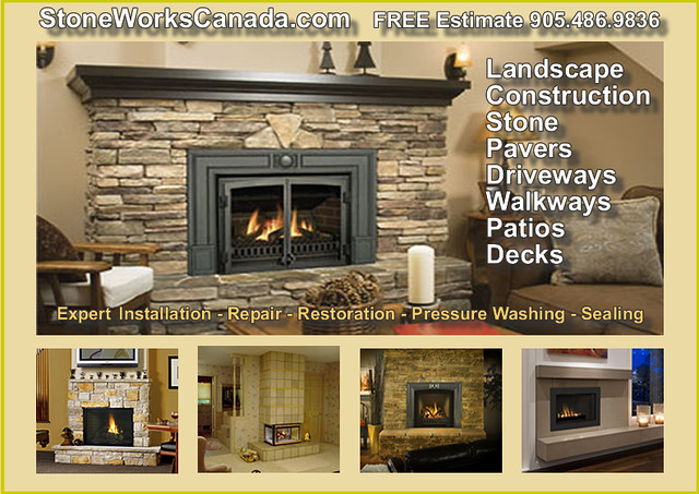 Thornhill Gas Fireplace Repair Service 416-223-5000
