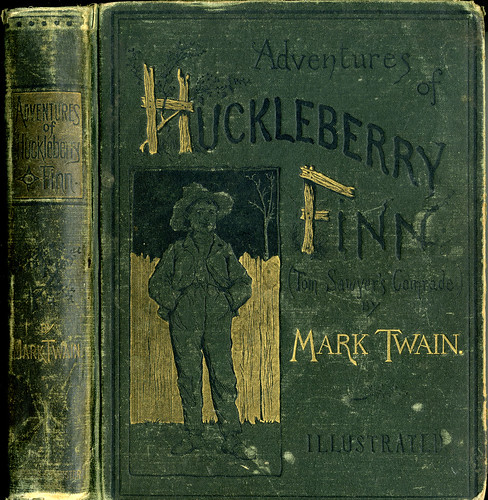 Adventures of Huckleberry Finn by Mark Twain - 1885
