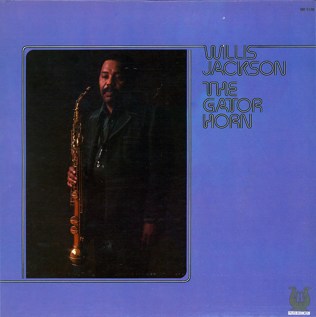 Willis Jackson > The Gator Horn