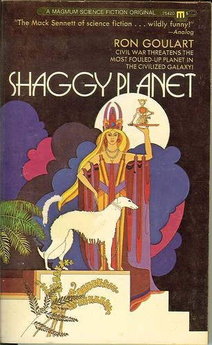 Shaggy Planet - Ron Goulart