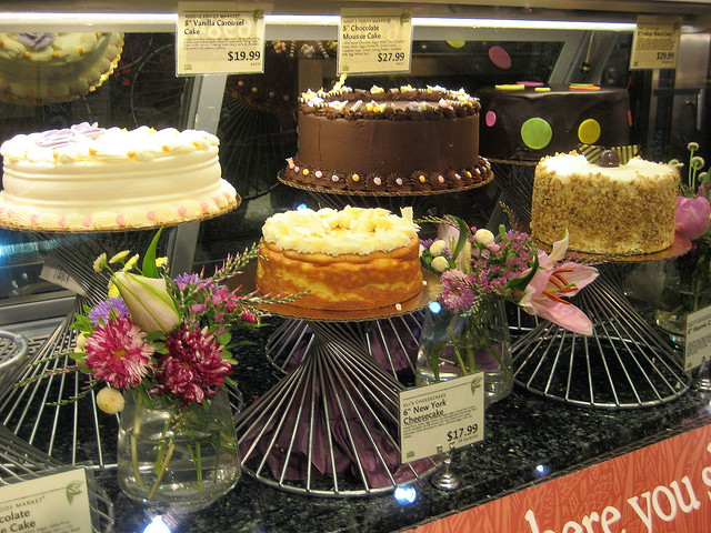 Whole Foods Cakes Nyc