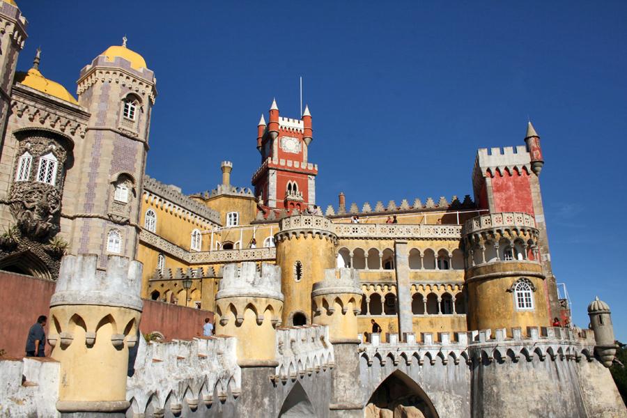 Palacio da Pena- Sintra