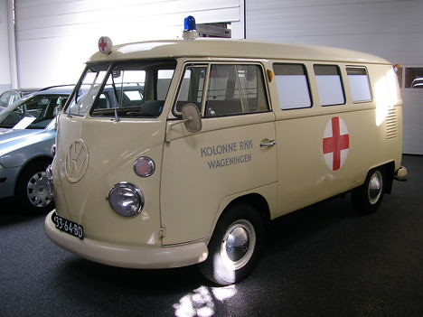 33-64-BD Volkswagen Transporter kombi 1966