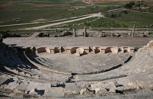 Teatro Romano de Segóbriga