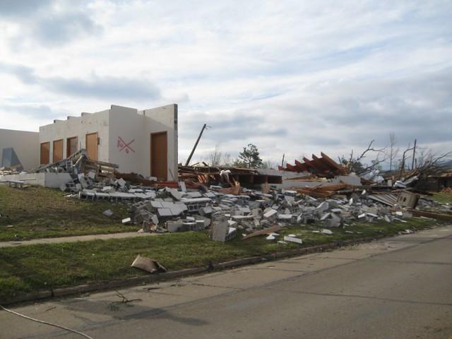 Tornado Pictures Mena Arkansas 60