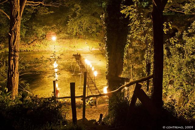 A Pesca da Lamprea (Salvaterra de Miño)