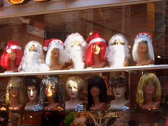 holiday(0.0), santa claus(0.0), toy(0.0), christmas decoration(1.0), display window(1.0),