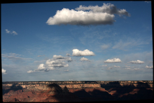 Clouds Over the Grand Canyon by Juli Kearns (Idyllopus)