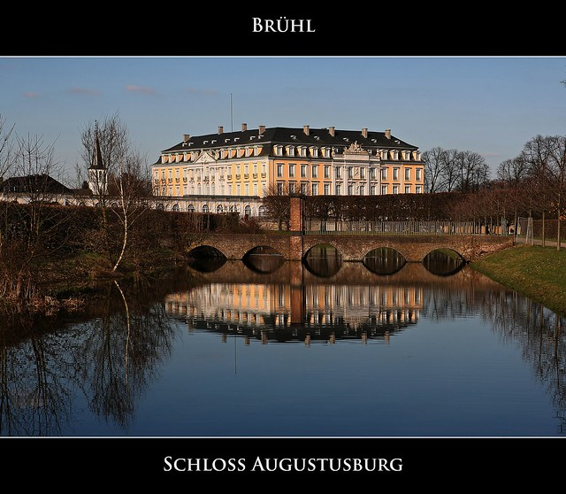 Schloss Augustusburg (castle) in Brühl