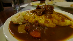 meal(1.0), stew(1.0), curry(1.0), omurice(1.0), japanese curry(1.0), meat(1.0), food(1.0), dish(1.0), cuisine(1.0), gulai(1.0),