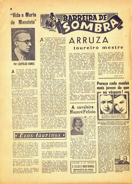 Século Ilustrado, No. 514, November 8 1947 - 5