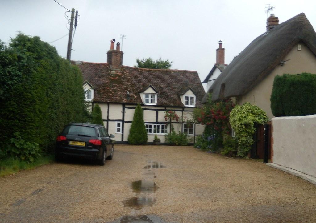 Cottages, Dorchester on Thames Appleford Circular