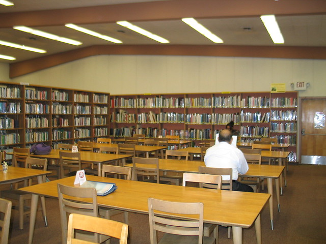 Adult Reading Rooms Library
