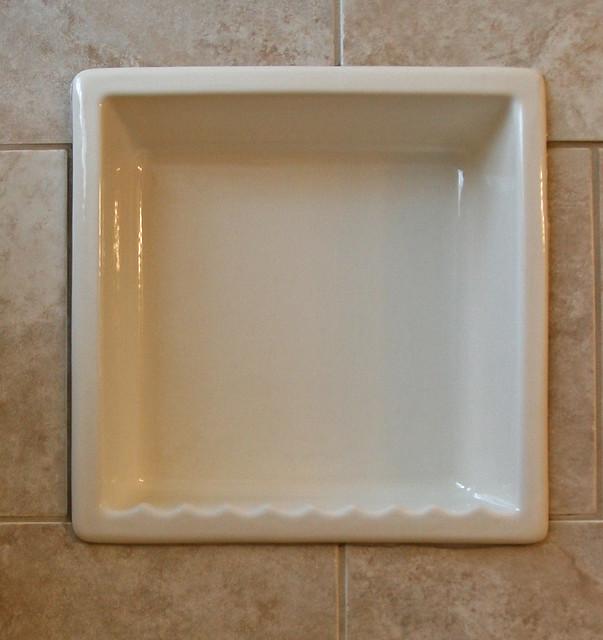 Bathroom Recessed Shampoo Dish Holder Flickr Photo Sharing
