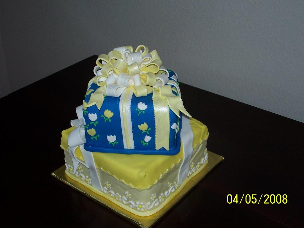 Knot Wedding Cakes