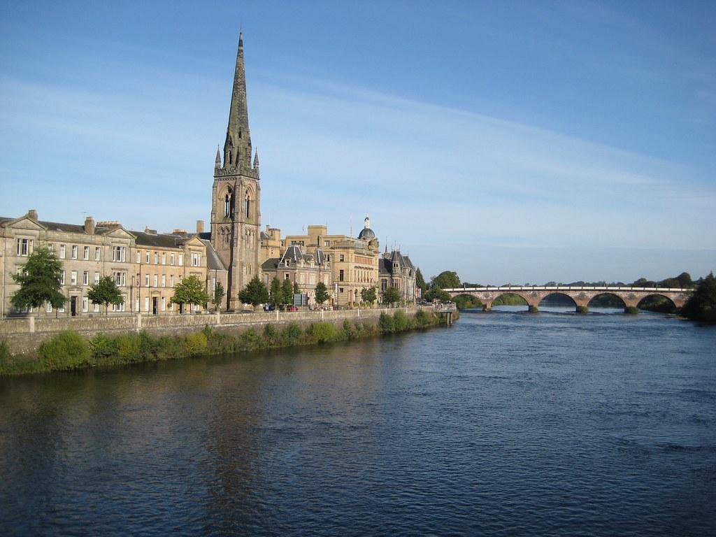 Perth ciudades que visitar en Escocia