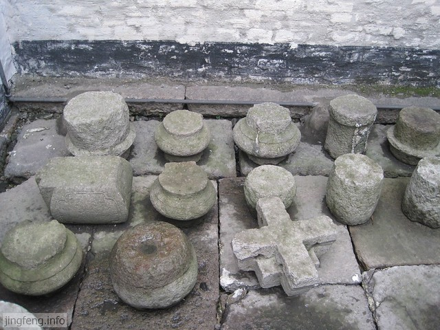 安昌古镇 石雕馆 (10)