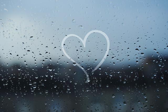 image of love in rain - photo #32