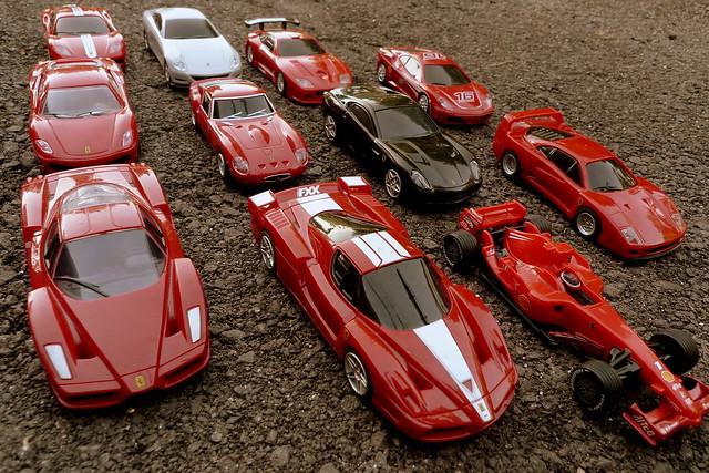 Tim Allen Car Collecti...