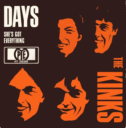 1968 - 33 - Kinks, The - Days - D