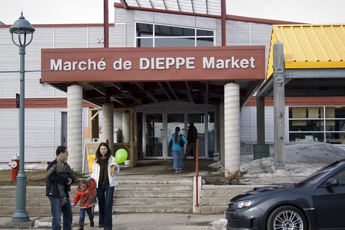 Shop at Marche De Dieppe Market  - Things to do in Moncton