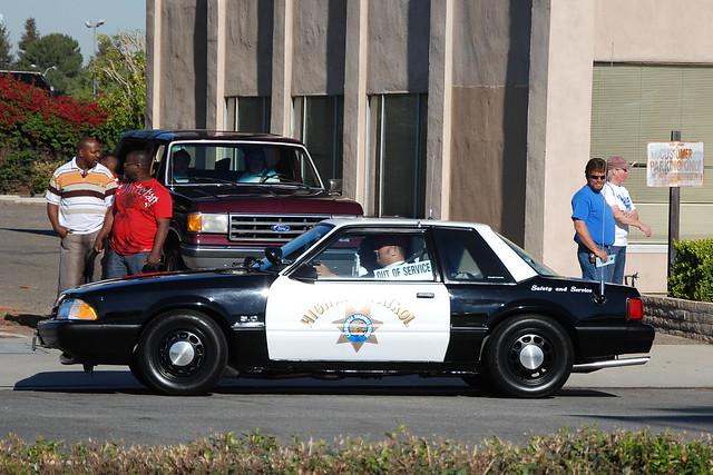 California Highway Patrol Chp Ford Mustang Ssp