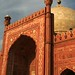 Badshahi mosque - architectural features