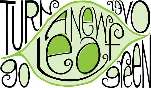 25: Go Green Leaf