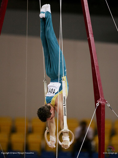 Mens Gymnastics Rings A Gallery On Flickr