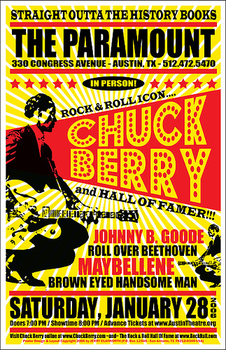 Chuck Berry Let It Rock Rockin On The Railroad