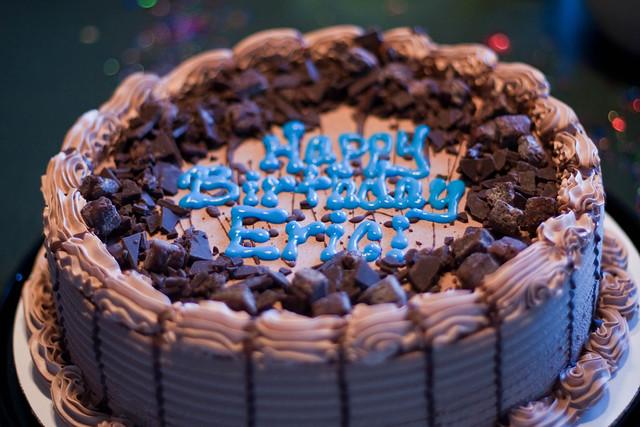 Happy Birthday Eric Flickr Photo Sharing