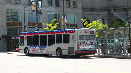 Greater Cleveland RTA 2601